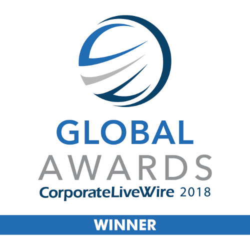 AYOM wins Corporate Livewire Global Awards 2018 catagory