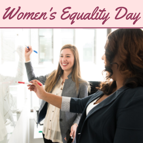 AYOM celebrates women's equality day with a self review
