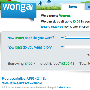 Wonga to stop new payday loans amid financial problems and loss of customers